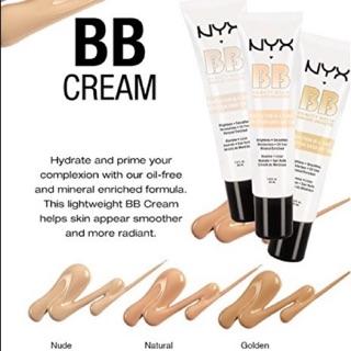 NYX - BB Beauty Balm Cream 30ml thumbnail