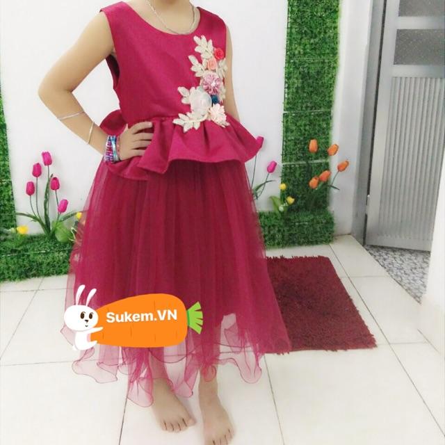 1662166750 - Váy đầm công chúa