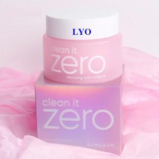 Sáp Tẩy Trang Banila Clean It Zero full size 100ml thumbnail