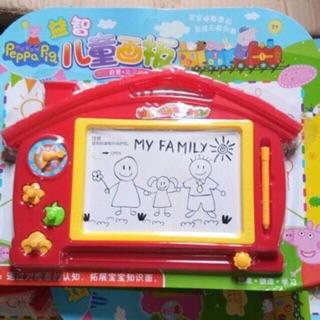 Bảng viết tự xoá cho bé, bảng viết từ cho bé