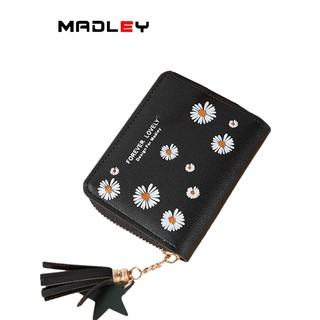 Ví nữ cao cấp MADLEY cầm tay mini thời trang nhỏ gọn nhiều ngăn đẹp VD416 thumbnail
