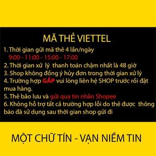 Hình ảnh Mã Thẻ Điện Thoại Viettel 10.000-3