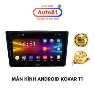 Màn hình ô tô Kovar T1, màn hình android ra lệnh giọng nói, check ph ạt nguội, giải trí đa phương tiện ( BH 18 tháng) thumbnail