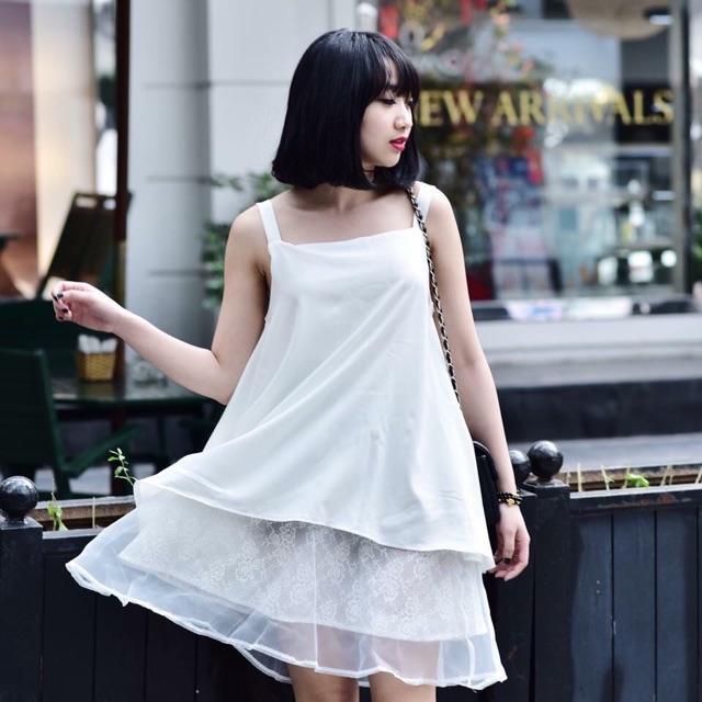 (video+ảnh thật) 👘 Váy SALLY DRESS Zaam S