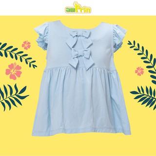 Áo thun cotton cánh tiên bé gái Amprin AG513 thumbnail