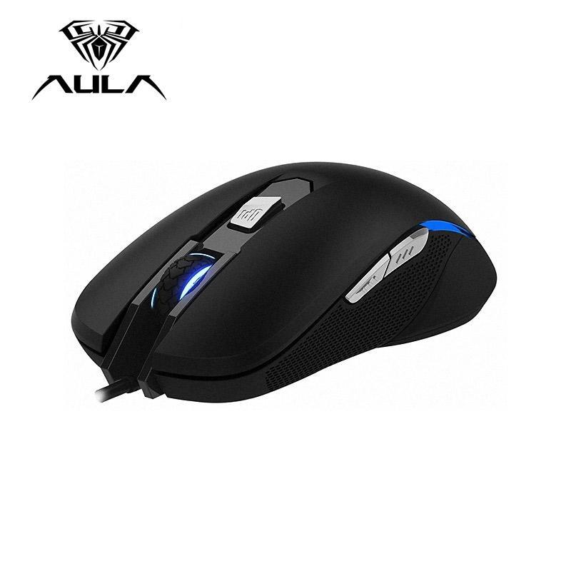 Chuột game cao cấp AULA SI-9018 DPI 3500