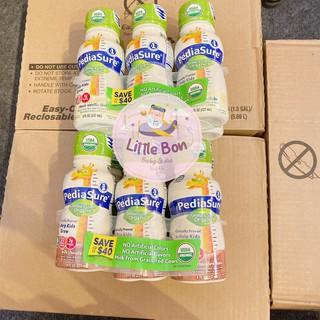 Sữa nước Pediasure Mỹ 2Y+ bay air 100% 237ml