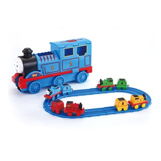 Mô hình tàu hỏa Thomas đồ chơi tàu lửa Thomas