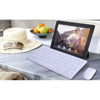 Bàn phím và chuột Wireless không dây smartphone, laptop, pc thumbnail