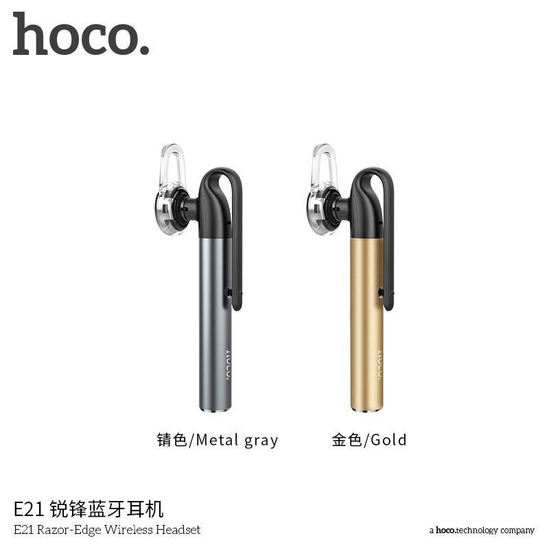 Tai nghe bluetooth Hoco E21 Razor-Edge V4.1