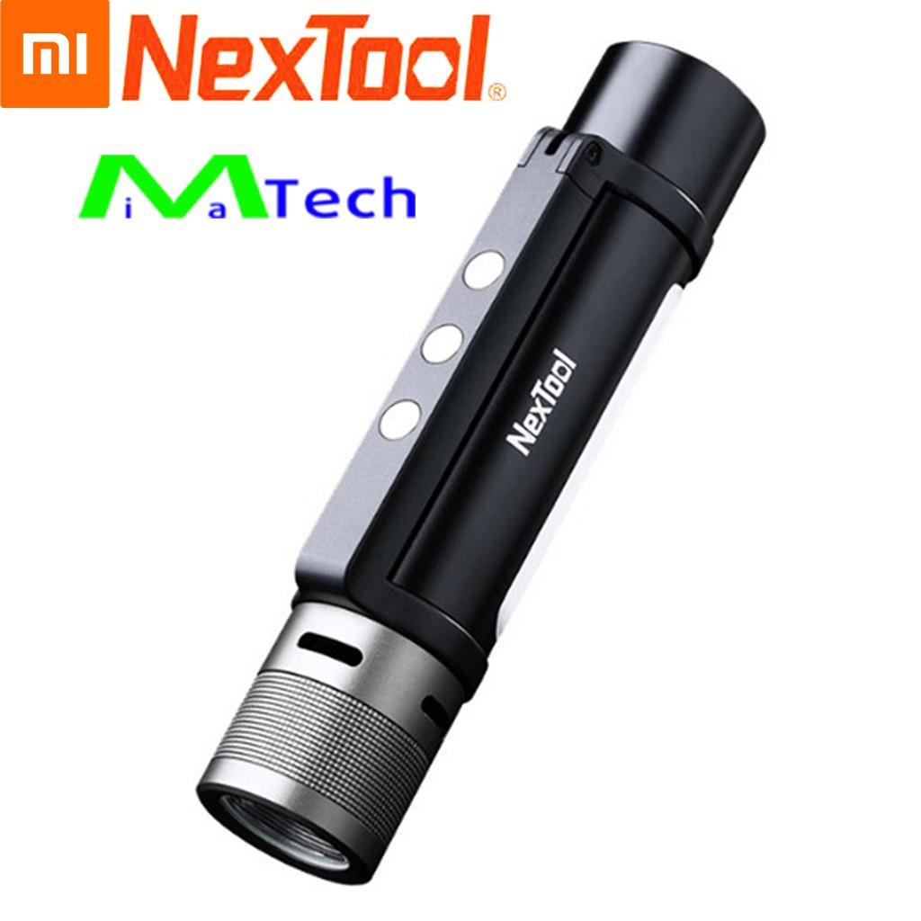 Đèn Pin Cầm Tay Xiaomi Nextool Flashlight ZES0417 và NE20030 Siêu Sáng  Chống Nước IPX7 Chiếu Sáng 380m 2000lm