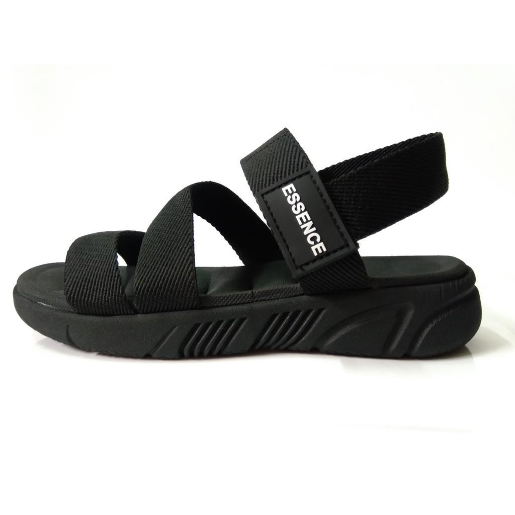Giày Sandal Shat Saado Essence Đen Siêu Nhẹ, Siêu êm.