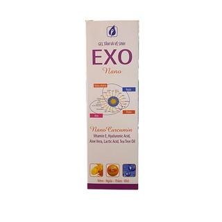 Gel tắm và vệ sinh phụ nữ EXO NANO 100ml 3