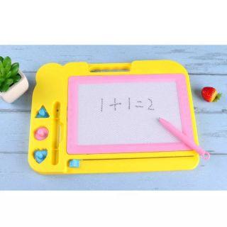 Bảng viết tự xoá - Bảng thông minh cho bé tập vẽ,tập viết