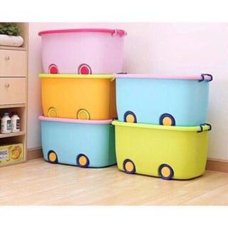 Combo 3 thùng ô tô đồ chơi