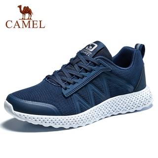 Giày chạy bộ thể thao nam Camel chất liệu lưới thoáng khí thiết kế thời trang thumbnail