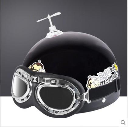 [Nhập mã TOYJUNE giảm 10K]Chong chóng doremon gắn mũ bảo hiểm cute