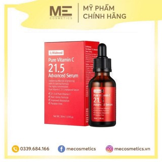 [ME] Serum dưỡng trắng da Pure Vitamin C 21.5% Advanced Serum by Wishtrend 30ml