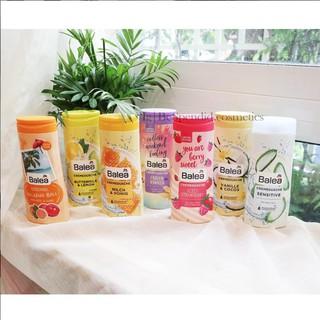 BALEA BODY WASH – Sữa tắm dưỡng ẩm hương trái cây đầy quyến rũ