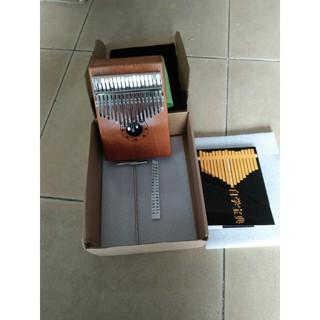 Bán đàn kalimba 17 key – Thumb piano 17 phím giá tốt
