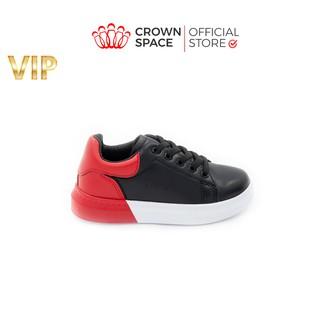 Giày Sneaker Bé Trai Bé Gái Cổ Thấp Crown Space UK Active Trẻ em Cao Cấp CRUK254 thumbnail