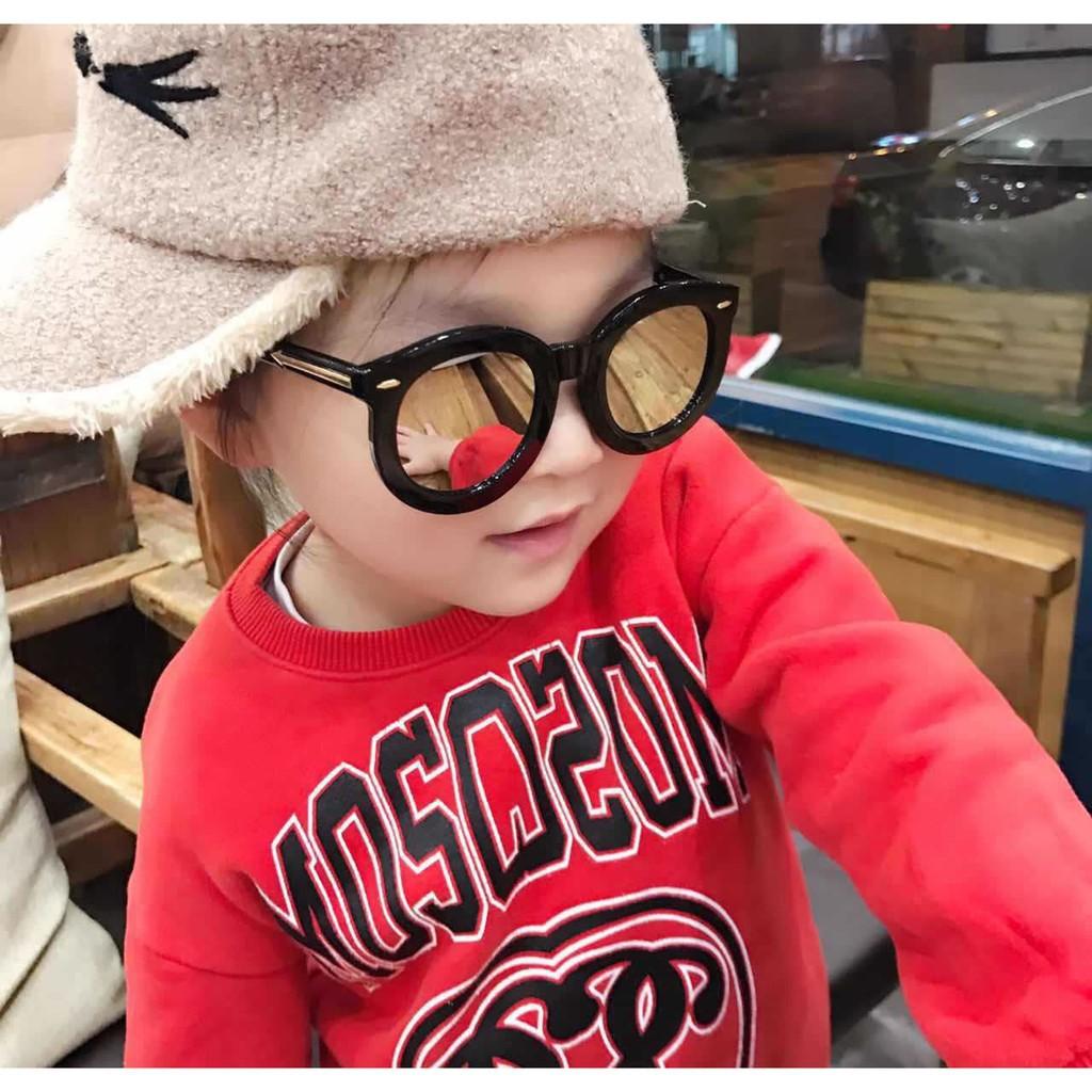 Mắt kính tráng gương trẻ em chống tia cực tím