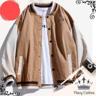 Áo khoác dù Bomber Daftpunk KD18, áo khoác hai lớp dày dặn oversize trẻ trung, năng động _ Phong cách PLAZY