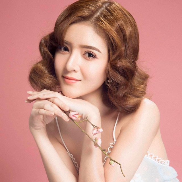 Lens Angel Eyes - Lens Silicone đeo 24 tiếng - Opal Brown
