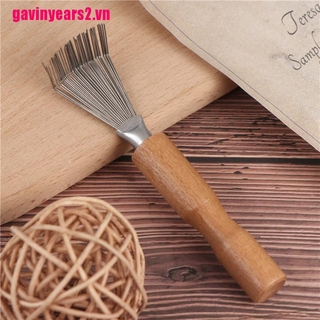 [GAV2]Comb Remover Cleaner Comb Cleaning Claw Hair Brush Tools Hair Dirt Makeup Tools