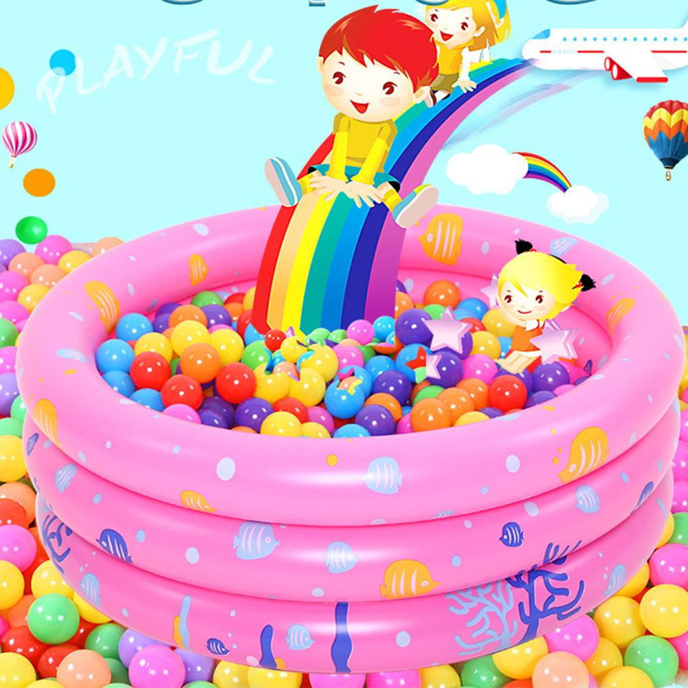 PVC Pit Inflatable Water Play Kids Swimming Ball Pool