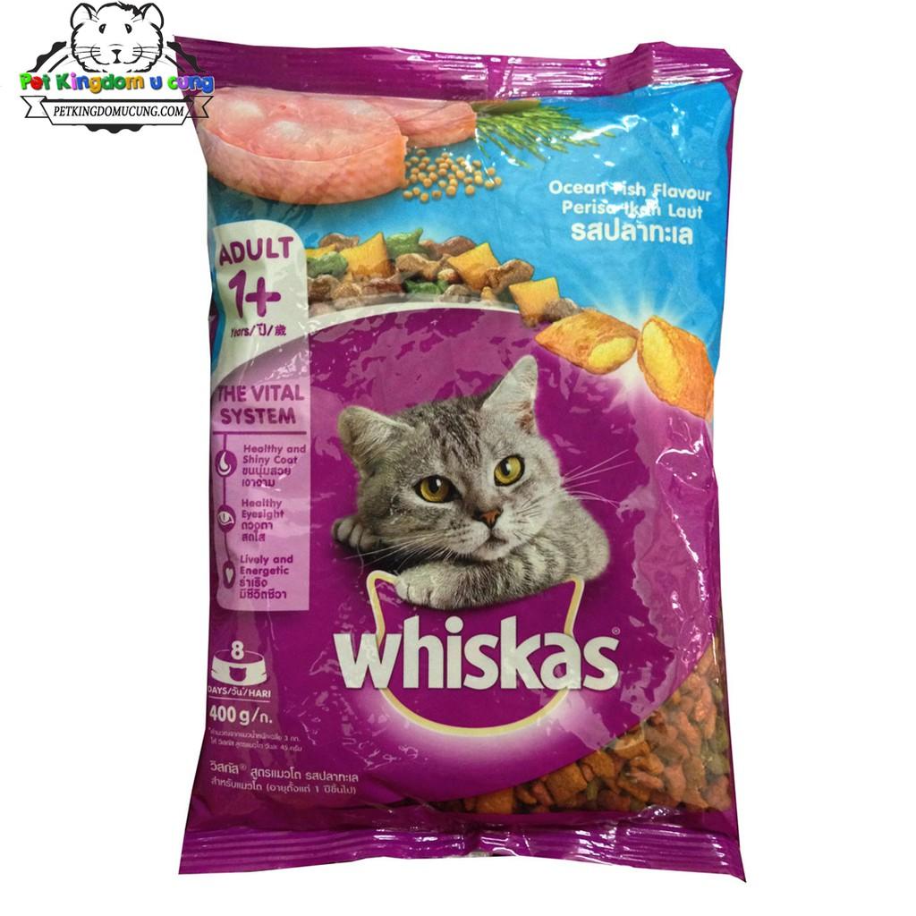 Whiskas thức ăn mèo
