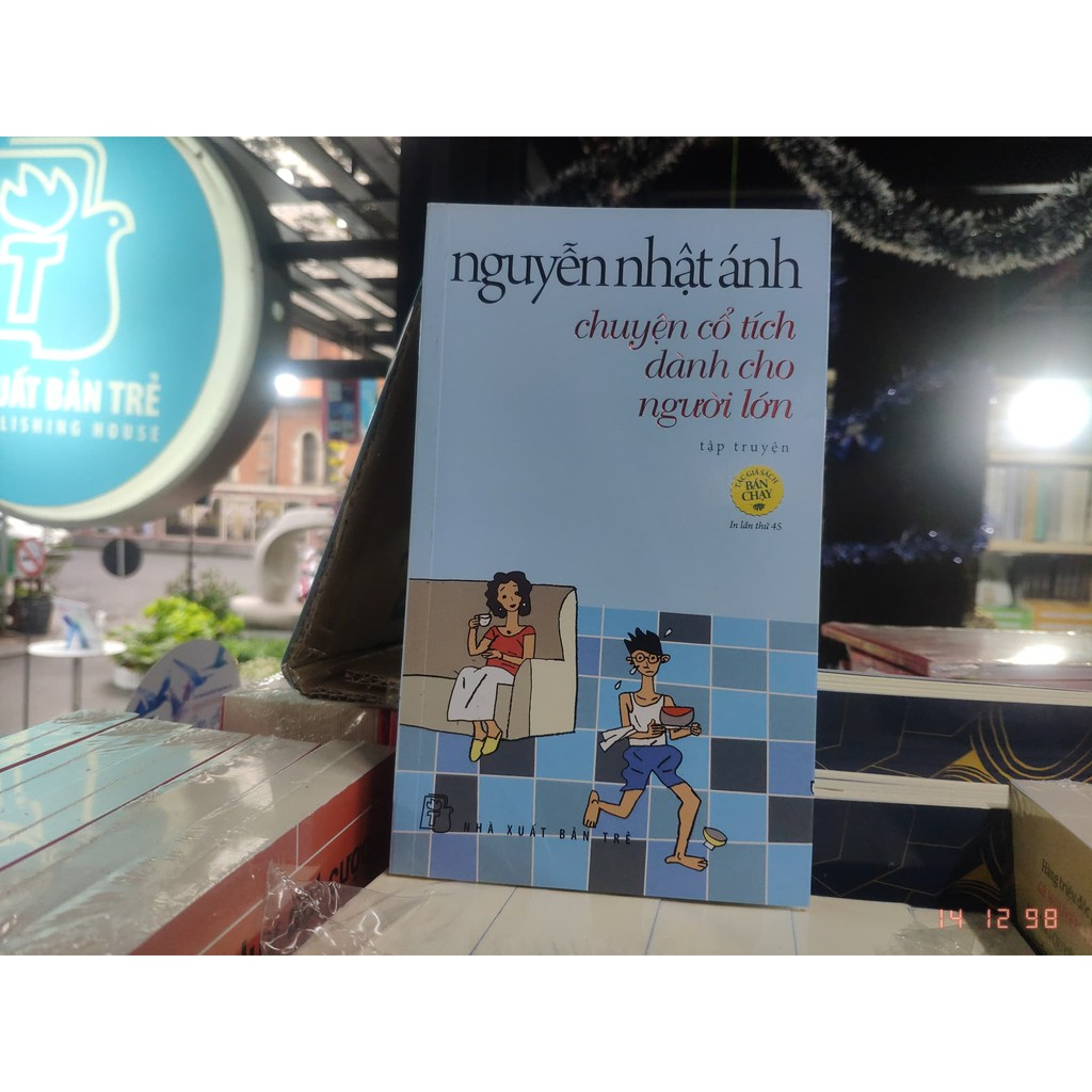 Sách-Chuyện Cổ Tích Dành Cho Người Lớn tại TP. Hồ Chí Minh
