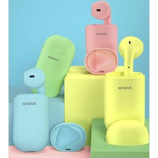 Kẹo nhỏ Tai nghe Inposd One chính hãng Lanpice Âm thanh siêu hay cảm biến vân tay chống nước IPX4