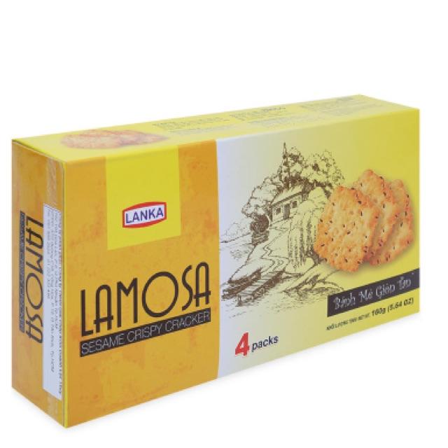Bánh mè giòn tan Lamosa Lanka