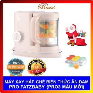 Máy chế biến thức ăn dặm Pro (Máy xay hấp) Fatz Baby FB9615SL/FB9619SL/FB9620SL