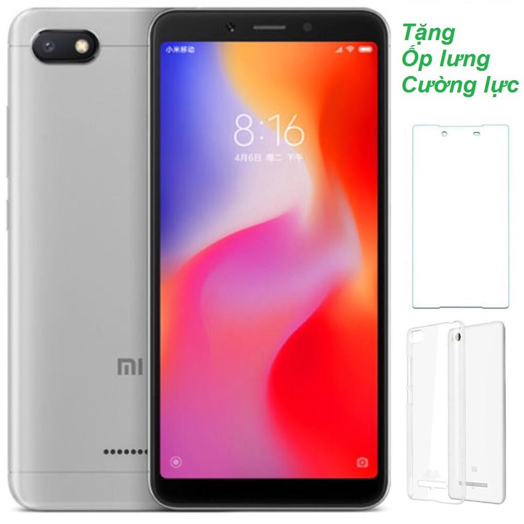 Combo Điện thoại Xiaomi Redmi 6A 16GB Ram 2GB + Ốp lưng + Cường lực - Hàng nhập khẩu - 1283427765,322_1283427765,2170000,shopee.vn,Combo-Dien-thoai-Xiaomi-Redmi-6A-16GB-Ram-2GB-Op-lung-Cuong-luc-Hang-nhap-khau-322_1283427765,Combo Điện thoại Xiaomi Redmi 6A 16GB Ram 2GB + Ốp lưng + Cường lực - Hàng nhập khẩu