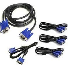 dây VGA 1,5m cho màn hình máy tình, tivi, máy chiếu ..