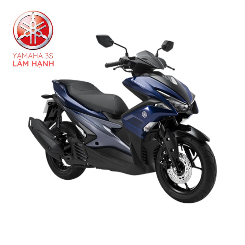[Nhập APXEMAY30 giảm 1 Triệu TT AirPay] Xe Yamaha NVX 125 Deluxe 2019 (Xanh)