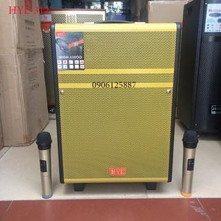 loa kéo di động HYL -312 tặng 2 micro không dây