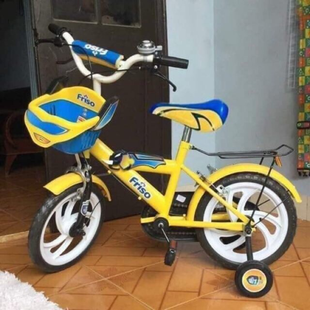 Xe đạp Friso cho bé
