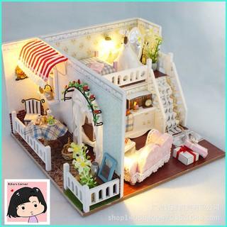"""Mô Hình Nhà Gỗ DIY """"Ngôi nhà Margaret"""""""