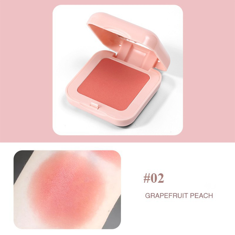 Phấn má hồng đơn sắc Lameila Blusher Color Geometry BLG6