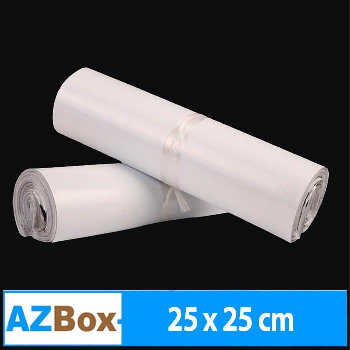 Bán Lẻ Túi Nilon Sứ Bóng - AZBOX Chuẩn đóng gói Shopee Size 25x25 cm