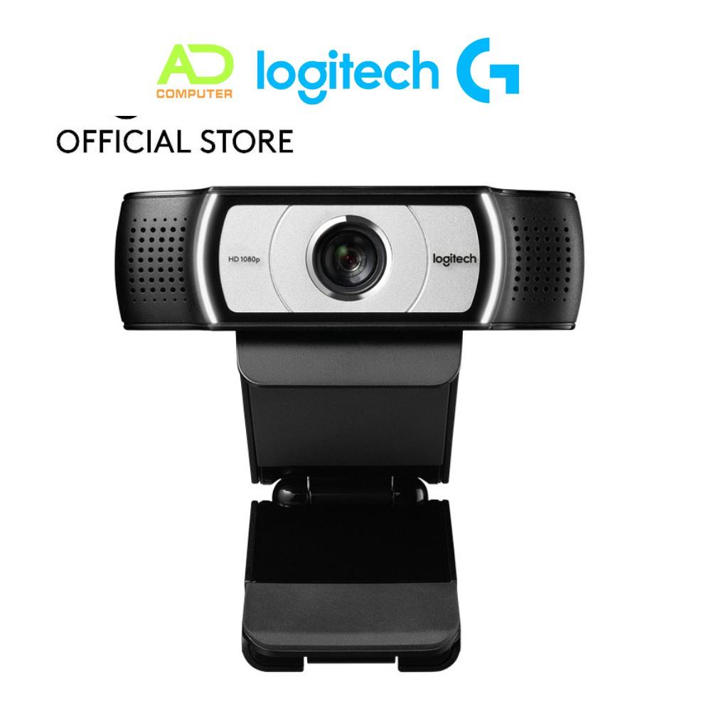 Webcam Logitech C930e HD - Hàng chính hãng