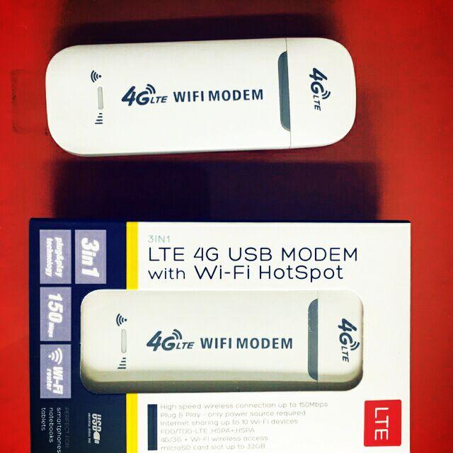 Usb phát wifi Dongle 4G LTE từ sim 4G