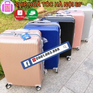 Vali du lịch cao cấp hàng Việt Nam chính hãng đủ size 24,20 có sẵn hàng có ship HỎA TỐC thumbnail