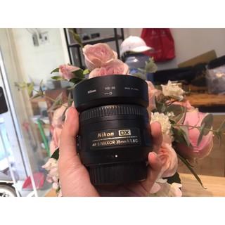 Lens Nikon 35mm F1.8 DX(ống kính)