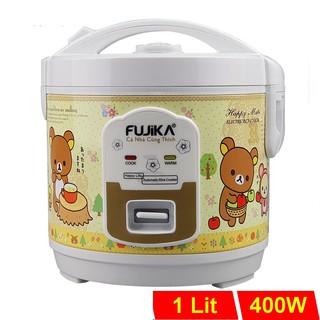 Nồi cơm điện mini Fujika FJ-NC1005 dung tích 1.0 lít