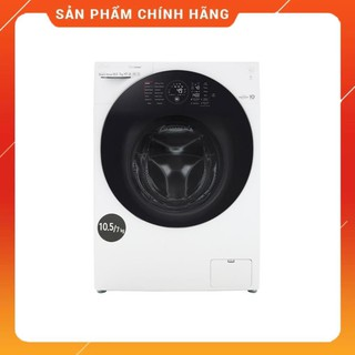 [ VẬN CHUYỂN MIỄN PHÍ KHU VỰC HÀ NỘI ] Máy giặt LG lồng ngang 10.5 kg giặt , 7 kg sấy FG1405H3W1