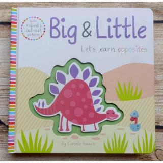 Big and Little – Chơi và khám phá từ trái nghĩa